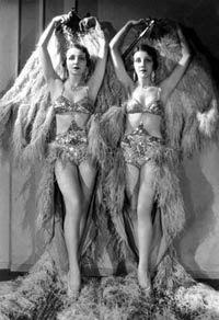 The burlesque girls of Speakeasy Dollhouse