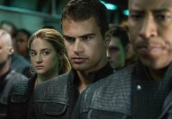 A scene from 'Divergent'