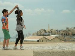A scene from 'Dancing in Jaffa'