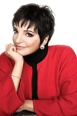 Liza Minnelli brought her act to Davies Symphony Hall
