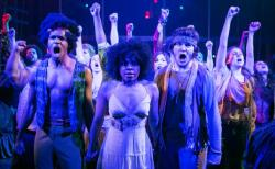 'Hair' runs to April 27 at Keegan Theatre