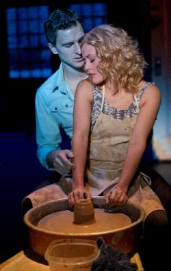 Steven Grant Douglas and Katie Postotnik in 'Ghost'