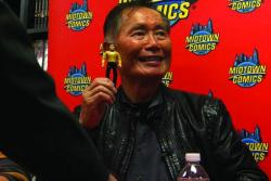 A scene from 'To Be Takei'