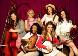The cast of 'Cowgirls'