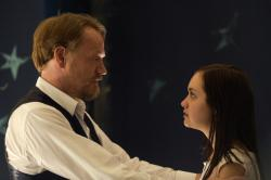 Jared Harris and Olivia Cooke star in 'The Quiet Ones'