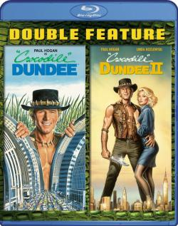 Double Feature: 'Crocodile' Dundee and 'Crocodile' Dundee II