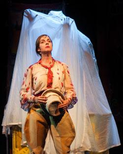 """Aimee Rose Ranger in """"Icarus"""""""