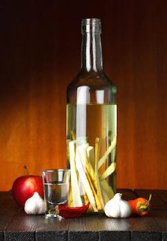 In the Spirit: Infused Vodkas