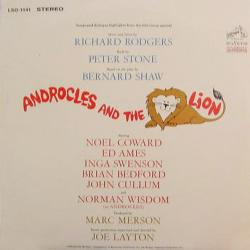 Androcles And The Lion - Original TV Cast Recording