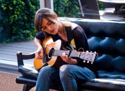 Keira Knightley stars in 'Begin Again'