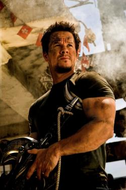 Mark Wahlberg stars in 'Transformers: Age of Extinction'