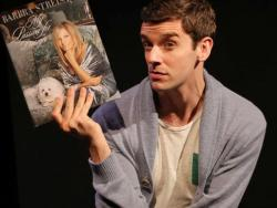 Michael Urie in 'Buyer & Cellar'