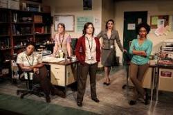 Cassy Sanders (Kay), McKenzie Chinn (Shelley), Arya Daire (Ms. Banerjee), Elana Elyce (Ola), Barbara Harris (Denise)