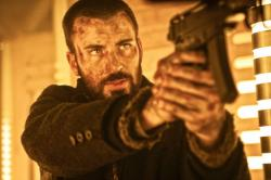 Chris Evans stars in 'Snowpiercer'