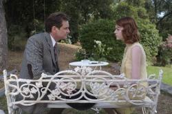 Colin Firth and Emma Stone star in 'Magic in the Moonlight'
