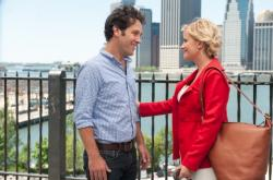 Amy Poehler and Paul Rudd star in 'They Came Together'