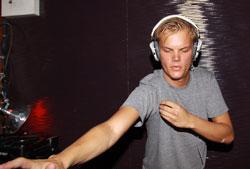 Avicii (DJ Tim Bergling)