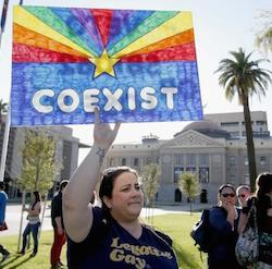 No Trial Planned in Arizona Same-Sex Marriage Case