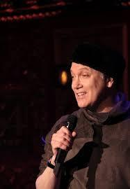 Charles Busch sings at 54 Below