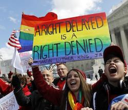 Arguments Detailed in Ohio Gay Marriage Fight