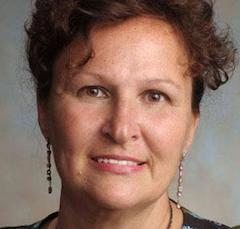 Theresa Santai-Gaffney, the County Clerk whose hopes of turning back progress were dashed Wednesday.