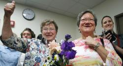 AG Appeals Judge's Ruling on Wis. Gay Marriage Ban