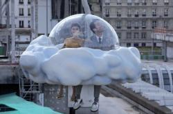 Romain Duris and Audrey Tautou star in 'Mood Indigo'