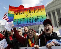 Ohio's AG's Filings Are Preview in Gay Marriage Case