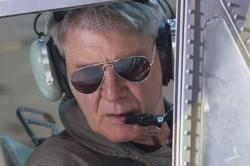 Harrison Ford stars in 'The Expendables 3'