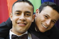 Judge Strikes Down Colo. Gay Marriage Ban, Stays Ruling