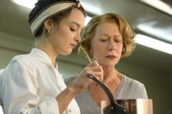 Charlotte Le Bon and Helen Mirren star in 'The Hundred-Foot Journey'