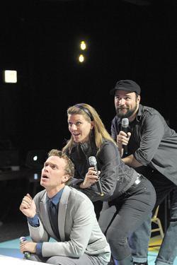 Christian Libonati, Molly Bunder and Andrew Marchetti