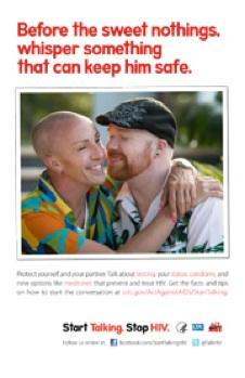 More HIV-positive men need to be on treatment, says the CDC
