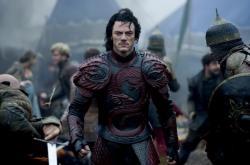 Luke Evans stars in 'Dracula Untold'