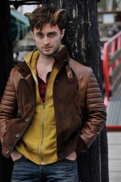 Daniel Radcliffe stars in 'Horns'