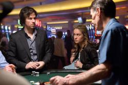 Mark Wahlberg and Brie Larson star in 'The Gambler'