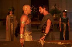 Joel Edgerton and Christian Bale star in 'Exodus: Gods and Kings'