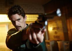 Ethan Hawke stars in 'Predestination'