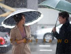 Bérénice Marlohe and Anton Yelchin star in '5 to 7'