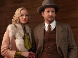 Jennifer Lawrence and Bradley Cooper star in 'Serena'