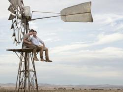 A scene fro 'The Water Diviner'