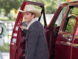 Scott Eastwood stars in 'The Longest Ride'