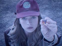 Britt Robertson stars in 'Tomorrowland'