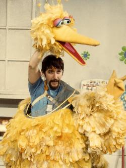 Caroll Spinney is featured in 'I Am Big Bird: The Caroll Spinney Story'