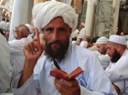 'A Sinner in Mecca'