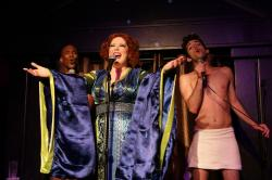 Caitlyn Jackson brings Bette Midler to life