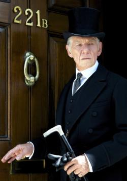 Ian McKellen stars in 'Mister Holmes'
