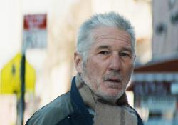 Richard Gere stars in 'Time Out of Mind'