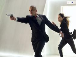 Rupert Friend and Hannah Ware star in 'Hitman: Agent 47'