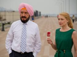 Ben Kingsley and Patricia Clarkson star in 'Learning to Drive'